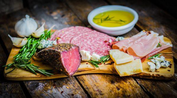 meat prosciuto